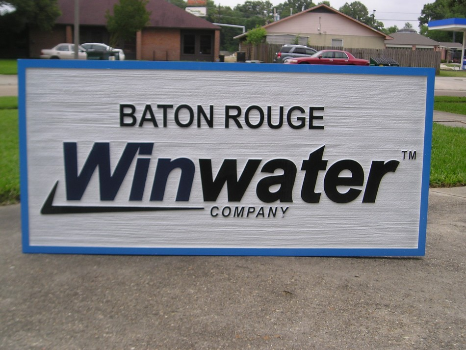 Greater Baton Rouge Signs