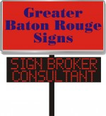 Sign Broker Consultant Image, Baton Rouge Signs - Greater Baton Rouge Signs
