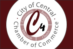 Central City Of Commerce Logo Image, Baton Rouge Signs  - Greater Baton Rouge Signs