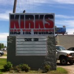 Greater Baton Rouge Signs - Kirks Has The Works!