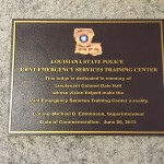 Louisiana State Police Faux Bronze Plaques - Greater Baton Rouge Signs