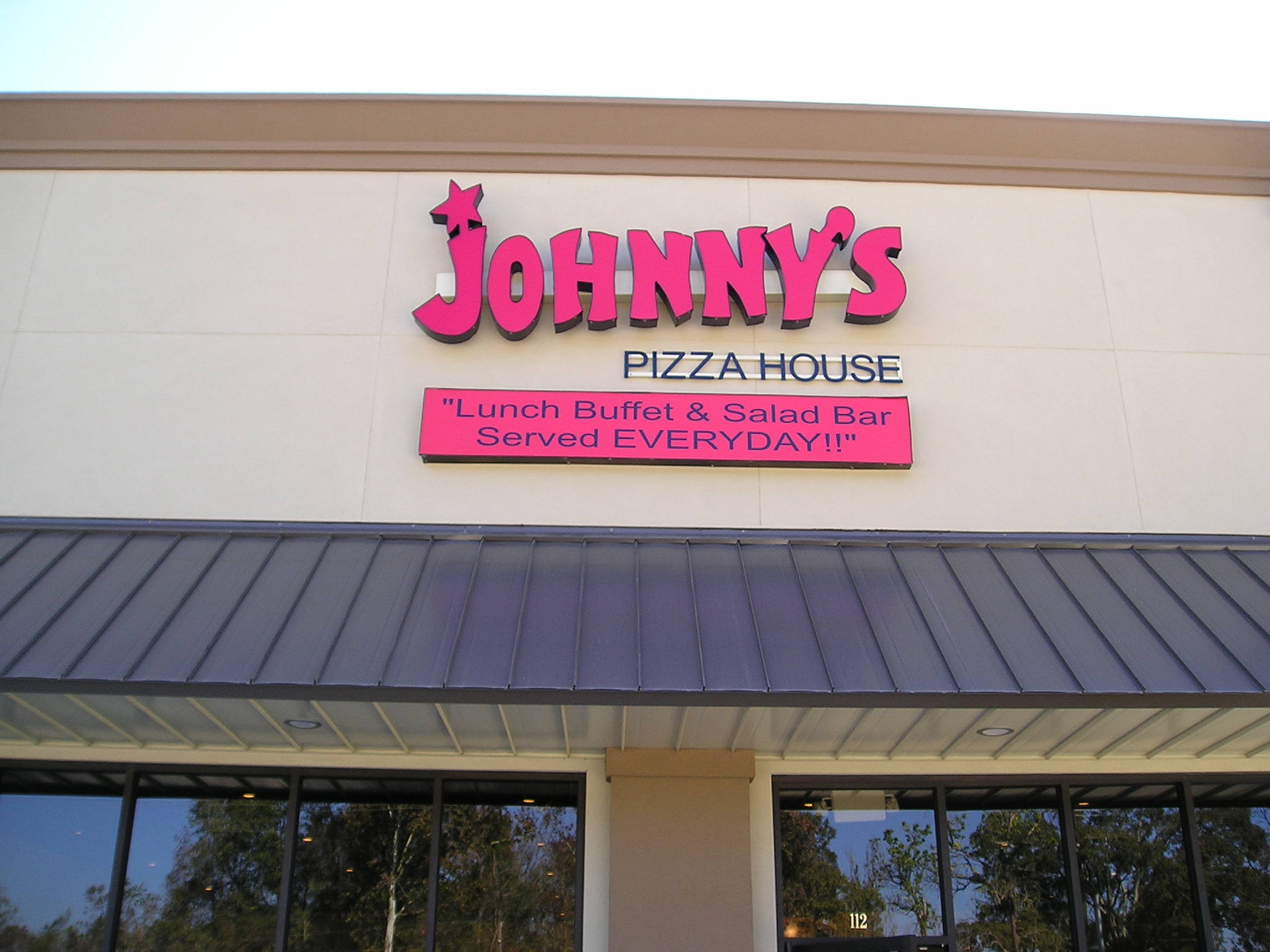 Johnnys Pizza House - Greater Baton Rouge Signs