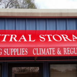 Central Storage Awnings - Greater Baton Rouge Signs